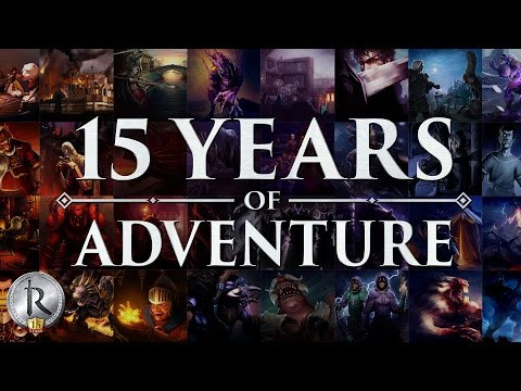 The RuneScape Documentary – 15 Years of Adventure