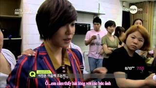 [FreeSubs9] [130812]  Tiffany Stlye Log - 1st Look BTS.mkv