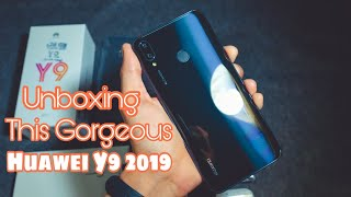 Huawei Y9 2019| Huawei Enjoy 9 Plus Unboxing | English