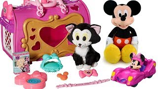 Learn Colors with Disney Jr. Minnie Mouse