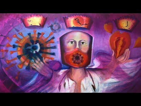 Video: Homenaje del artista salteño Francisco Ruiz al cuerpo médico planetario