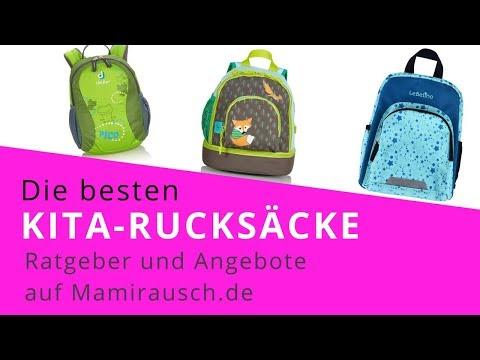 Kindergartenrucksack für Jungen und Mädchen - Dein Ratgeber 2018 auf Deutsch -