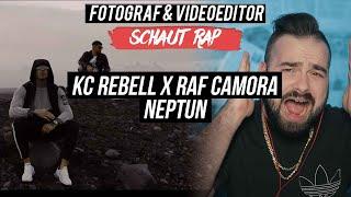 KC REBELL X RAF CAMORA – NEPTUN  LIVE REACTION  FOTOGRAF & VIDEOEDITOR SCHAUT RAP