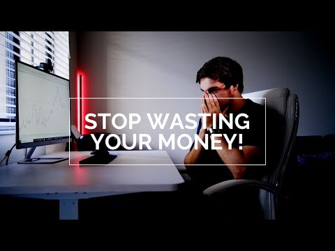 STOP BUYING EXPENSIVE FOREX COURSES! Here's How To REALLY Trade Like A Pro