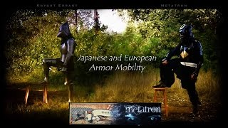European and Japanese Armor Mobility (with Metatron)