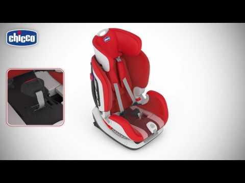 Chicco Автокресло SEAT UP POLAR SILVER Limited Edition гр. 0/1/2