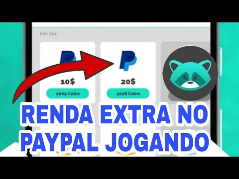 Obtenha uma Renda Extra no Paypal Jogando - AppStation