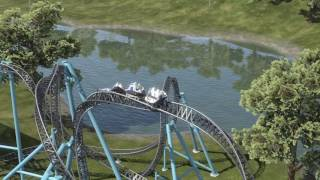Fūjin Offride POV - Launched Spinning Coaster - Nolimits Coaster 2