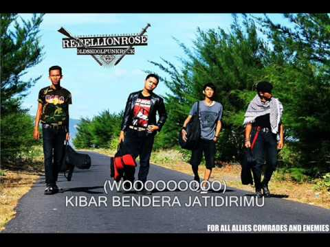 Rebellion Rose - Raungan Kemenangan Lirik Mp3