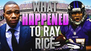 The Ray Rice Story Is INSANE! What Ever Happened To Him???