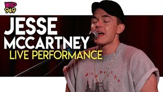 """Jesse McCartney Performs """"Leavin',"""" """"Beautiful Soul,"""" and """"Better with You"""" Acoustic LIVE!"""