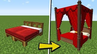 6 Things You Didnt Know You Can Build In Minecraft! - Tutorial #5