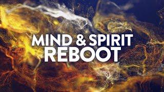 Mental and Spiritual Reboot ✧ 111Hz, 222Hz, 444Hz, 888Hz ✧ Deep Healing Meditation Music