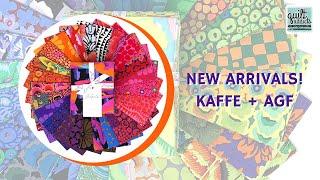 New Kaffe And Art Gallery Fabrics!