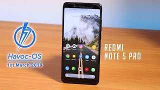 custom roms for redmi note 5 pro - TH-Clip