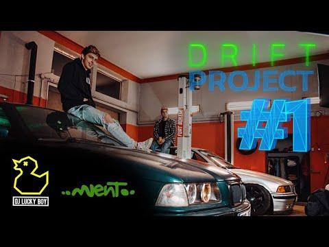 Konečně mám drift auto! | DRIFT PROJECT #1