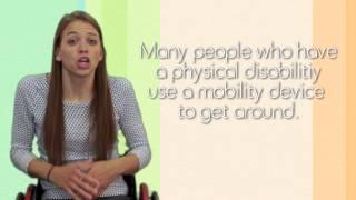 Disability Awareness: Physical Disability