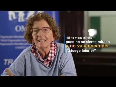 Mari Carmen Diez Navarro: La docencia es estar