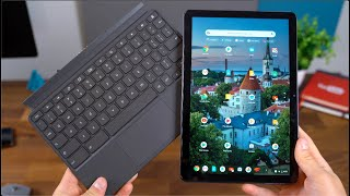 Lenovo Chromebook Duet Unboxing and Hands On!