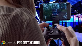 """Microsoft Has Officially Announced """"The Project XCloud"""" Gaming Service!"""