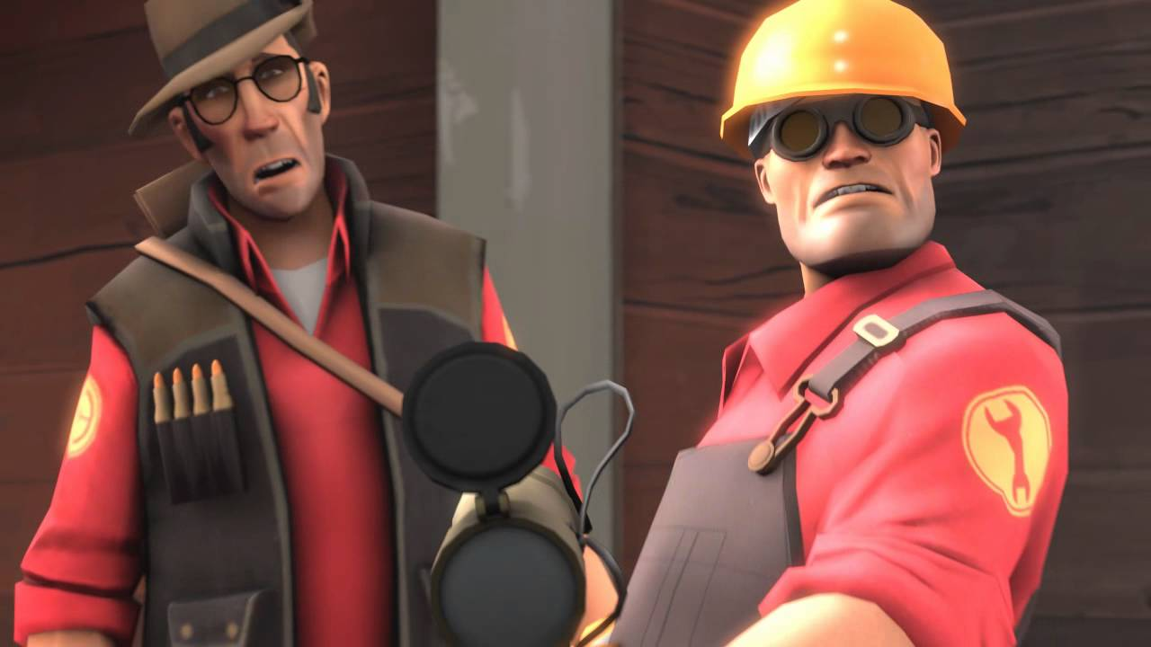 When Professionals Get Their Hands On Valve's Film-Maker, Good Things Happen