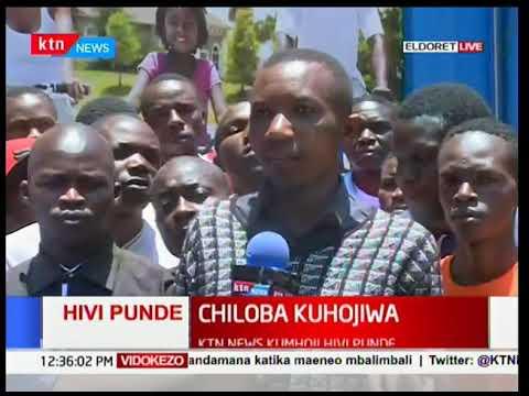 Maoni ya wakaaji wa Eldoret kuhusiana na maandamano ya NASA dhini ya IEBC