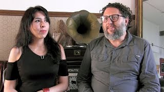 La 4ª Compañía - Entrevista a Vanesa Arreola y Amir Galván directores de la película