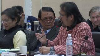2018年12月25日 行政院原住民族基本法推動會第10次委員會議實況