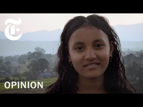 The NYT: Why These Nepalese Girls Are Speaking Up About Periods