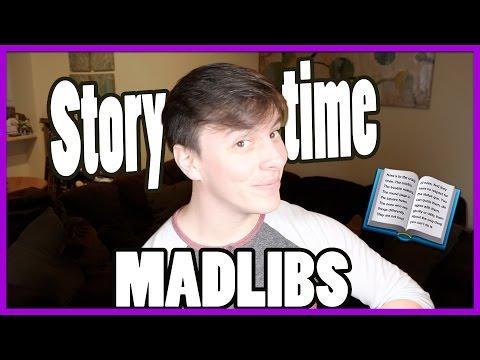 STORYTIME MADLIBS! | Thomas Sanders