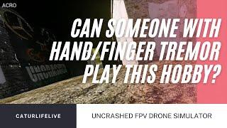 UNCRASHED FPV Drone Simulator - Forest Bando
