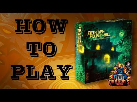 How To Play - Betrayal At House On The Hill