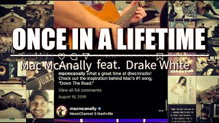 Mac McAnally Once In A Lifetime