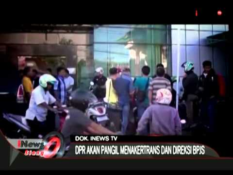 Ricuh Dana BPJS Ketenaga Kerjaan, SPI Ajukan Judicial Review - iNews Siang 06/07