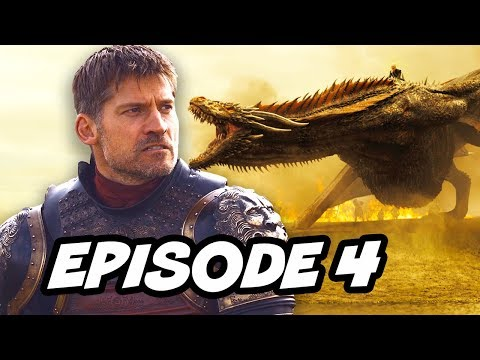 Download Game Of Thrones Season 7 Episode 4 - TOP 10 WTF and Easter Eggs