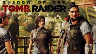 SHADOW OF THE TOMB RAIDER ???? 04: Lara sucht neue Antworten [Deutsch/HD]