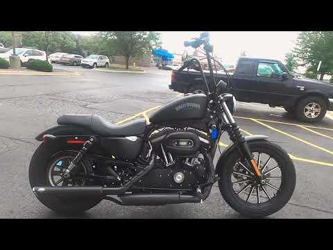 2014 Harley-Davidson Iron 883 XL 883N