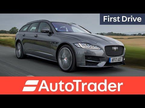 Jaguar XF Sportbrake 2017 first drive review