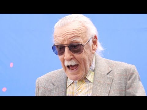 Ant-Man and the Wasp Behind the Scenes - Stan Lee Outtakes (2018)