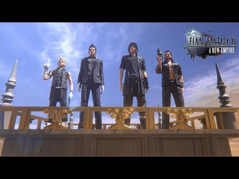Final Fantasy XV: A New Empire βίντεο