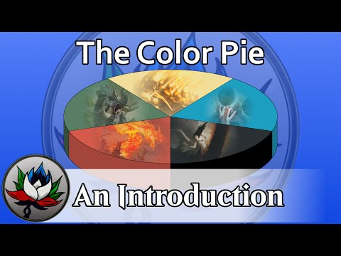MTG – An Introduction to the Magic: The Gathering Color Pie: Philosophies, Strengths, and Weaknesses