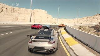 Demo gameplay