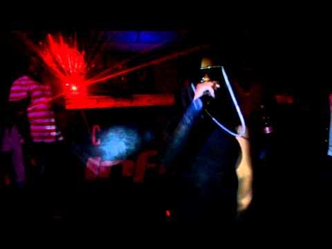 Lady Vita Prefoming At Club Infinity,Imp Muzik  Label Launch Party