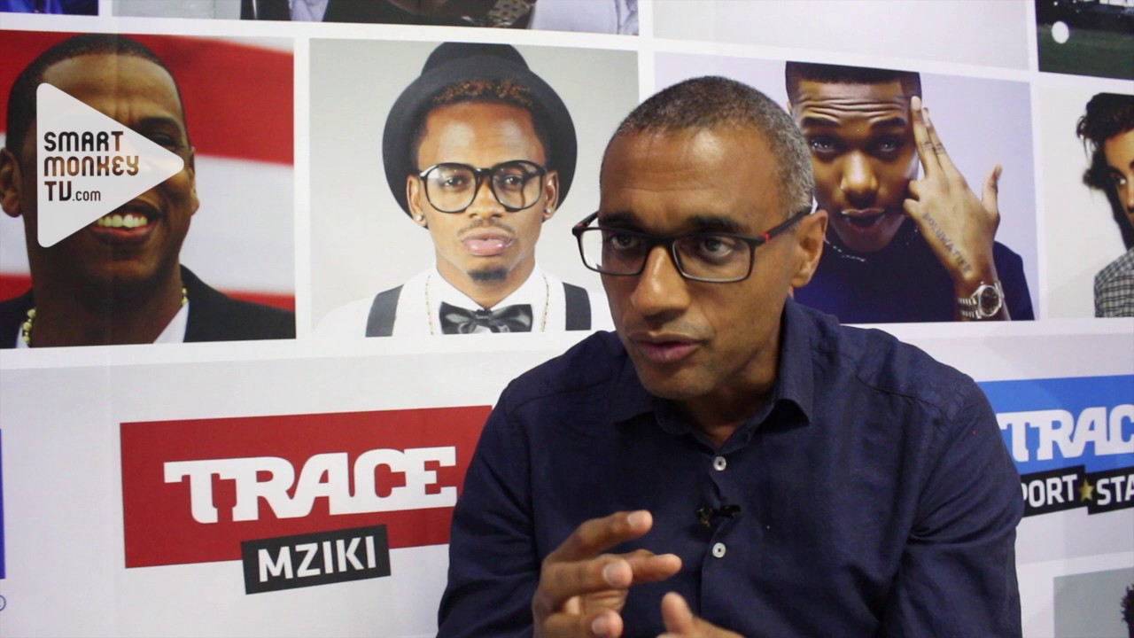 Olivier Laouchez on how Trace TV's digital offer will make 50% of its revenues in 3 years time