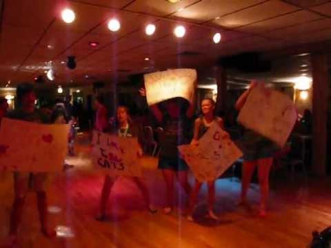 Roller Cats Fans at Sunny Hill.wmv