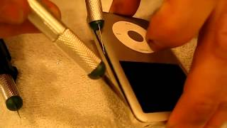 How To Open 6th Or 7th Gen Ipod Classic