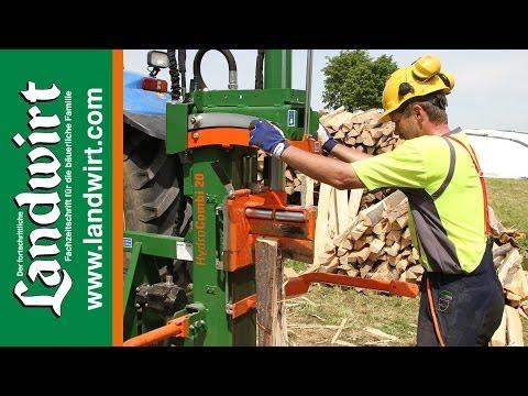 Holzspalter Posch HydroCombi 20 PZG-R