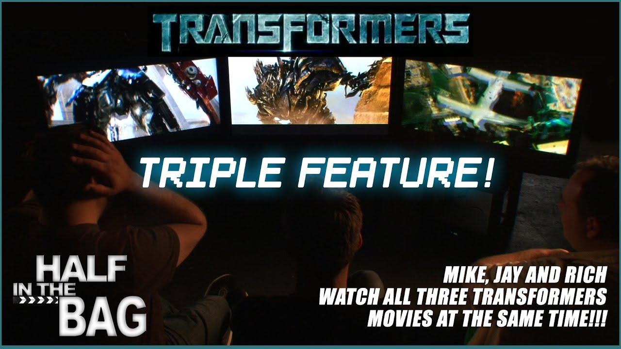 These Three Guys Watched All Three Transformers Movies At Once So You Don't Have To