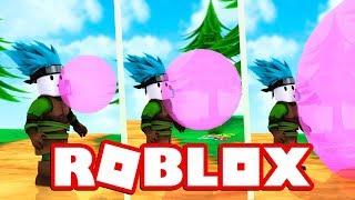LA GOMMA DA MASTICARE ARCOBALENO DA 40.000€ (Bubble Gum Simulator ITA)