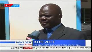 Day two KCPE update in Bungoma county